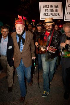Pete Seeger (1919-2014): Peace Activist and Folk Legend Has Died, 'My job,' he once said, 'is to show folks there's a lot of good music in this world, and if used right it may help to save the planet.' http://www.commondreams.org/headline/2014/01/28   AND...So Long, Pete & Toshi Seeger, It's Been Amazingly Great to Know You @ http://www.commondreams.org/view/2014/01/28-2   AND...Rest in Peace Pete Seeger, A True Progressive Hero @ http://www.commondreams.org/view/2014/01/28-12
