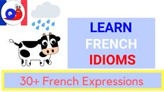 Are you ready to learn 35 French idioms with their literal translation and meaning in English? Learn French Beginner, French Expressions, Idioms, Meant To Be, English, Learning, Character, Snail, Studying
