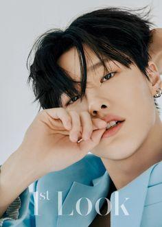 Handsome guys in kpop Korea Fashion, Fashion Photo, Fandom, Yuehua Entertainment, Korean Language, Great Photographers, Baby Sister, Art Model, Profile Photo