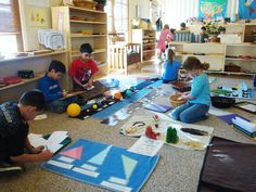 Montessori schools are prime examples of systems that implement Universal Design to teach students fundamental educational elements such as critical thinking, deductive reasoning, and analysis.
