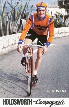HOLDSWORTH CAMPAGNOLO CYCLE TEAM 1978. fe0f90231