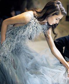 backstage elie saab spring 2015 couture.