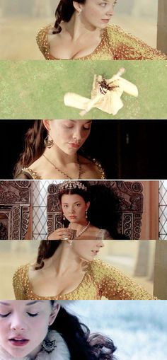 """Anne Boleyn: """"You are a poet as I am a woman. Poets and women are always free with their hearts, are they not?"""" #tudors"""