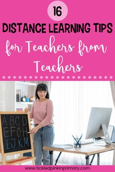 From ways to keep kids engaged on Zoom calls to how to stay sane while teaching remotely, teachers share what worked for them with these distance learning tips for teachers.