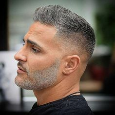 Gefällt mir Kommentare: 36 - BARBER POST ( on Insta . - Gefällt mir Kommentare: 36 - BARBER POST ( on Insta . Opleve cube cual las españolas no envejecen, sino qui opleve vuelven rubias. Low Fade Haircut, Beard Haircut, Best Short Haircuts, Haircuts For Men, Short Hair Cuts, Short Hair Styles, Grey Hair Men, Hair And Beard Styles, Men Hair Styles