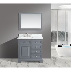 Create Photo Gallery For Website Ceramic inch Single Sink Bathroom Vanity with Basket White bathroom vanities White bathrooms and Bathroom vanities
