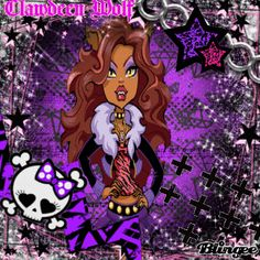 monster high pictures | Monster High --> Clawdeen Wolf