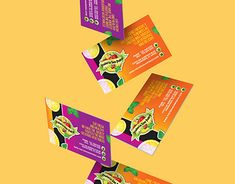 Fruteria San Pedro - Shop recognized for the freshest fruits and vegetables opened its doors in August 2015 by Emigdio. Business Card Design, Business Cards, Calling Cards, Mockup Templates, Fresh Fruit, Illustrator, Banner, Photoshop, Graphic Design