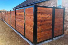 The Ultimate Collection of Privacy Fence Ideas (Create Any Design With This Kit)