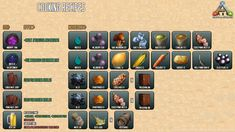 ARK: Survival Evolved - Guide for Beginners (Maps, Dinos, Cooking, Engrams, Recipes) Survival Food, Survival Skills, Survival Tips, Outdoor Survival, Ark Survival Evolved Tips, Ark Recipes, Cooking Recipes, Einstein, Austrian Recipes