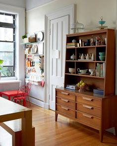 Inspiración Deco: Mezcla de estilos en un apartamento de Brooklyn