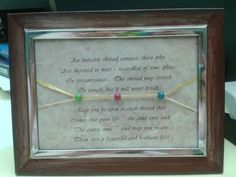 Going away plaque for a friend/coworker #ADK_dreams
