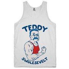Teddy Swolesevelt | Activate Apparel | Workout Gear & Accessories