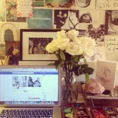 SAMANTHA WILLS - NYC Design Desk; Inspiration Blooms Jewellery Jewelry Stones Crystal Anchor Love Photographs