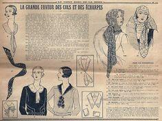 Le Petit Écho de la Mode - 14 décembre 1930