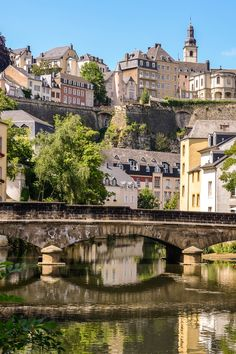 This small country is so beautiful! #Luxembourg #travelideas #placestovisitineurope #placestotravel #placestogo #traveldestinations #vacationideas www.haisitu.ro