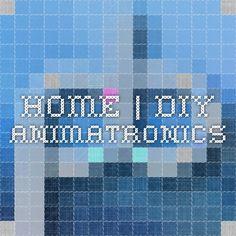 home diy animatronics