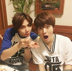 Johnny and Yuta <3 NCT Life in Bangkok idk episode number lol