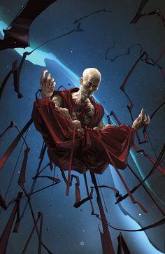 HARBINGER: BLEEDING MONK #0 PULLBOX EXCLUSIVE VARIANT CRAIN by CLAYTON CRAIN