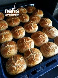 Yuvarlak Amasya Çöreği (orijinal Tarif)