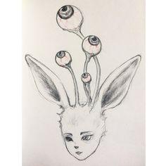 Linggo a drawing a day ORIGINAL drawing Decor Art pencil drawing surreal art dark design illustration black and white color pencil hand art Creepy Drawings, Dark Art Drawings, Creepy Art, Art Drawings Sketches, People Drawings, Pencil Drawings, Random Drawings, Drawings On Hands, Drawings With Colored Pencils