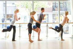 Barre 3; article on barre workouts for newbies.