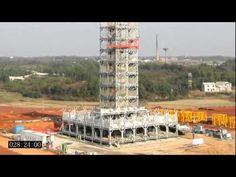 Edifício de 30 andares construído em 15 dias! (Engenharia é:)