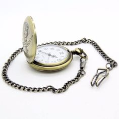 Relógio De Bolso Estilo Piratas Do Caribe+ Baú Pirata Brinde - R$ 64,90 no MercadoLivre