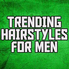 Trending Hairstyles For Men, Men Looks, How To Get, Hair Styles, Hair Plait Styles, Hair Looks, Haircut Styles, Hairdos, Hairstyles