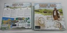 #JUEGODEMESA #SHEEPLAND #CROWDFUNDING - Sheepland es un juego de mesa de 2 a 4 jugadores a partir de 8 años. Diviértete compitiendo con los demás jugadores para conseguir los mejores pastos y los rebaños mas grandes, convirtiéndote así en el pastor mas próspero de Sheepland. Crowdfunding Verkami: http://www.verkami.com/projects/12690-sheepland