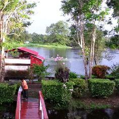 Pomeroon river, Guyana