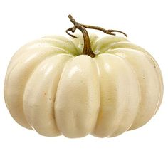 7'Hx11'W Artificial Weighted Pumpkin -Cream (pack of 2) * You can get more details by clicking on the image.