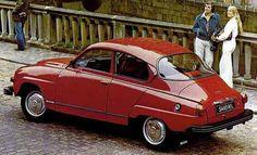 Saab 96 L