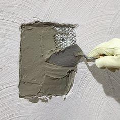 How to Fix a Stucco Wall | Stucco walls