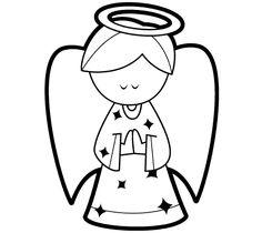 Santa Clara Artesanato: Moldes de anjos