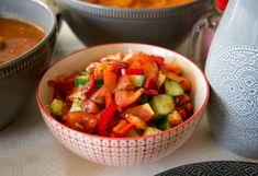 Tomatkachumber- Indisk tomatsallad - ZEINAS KITCHEN