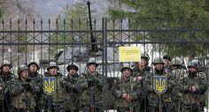 Ukraine bids to form national guard to 'defend country against ...