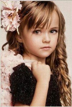 クリスティーナ・ピメノヴァゃん(4歳)