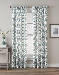 Lotus Harmony Curtain Panel / Curtainworks.com