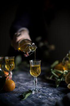 Story & Recipe of 'Rosolio di Portogallo', a Sweet Italian Orange & Saffron Liquor | Hortus Italian Cooking