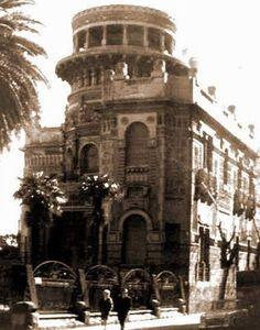 "Arquitecto Virginio Colombo: Catálogo on line de sus obras: Av. Rivadavia 5491 / Vivienda Unifamiliar / ""VIlla Carú"" / (1917) / (D E M O L I D A)"