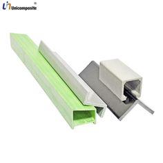 Unicomposite fiberglass pultrusion profile