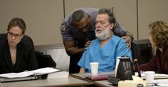 """The suspect interrupted a hearing on Wednesday, calling himself """"a warrior for the babies."""""""