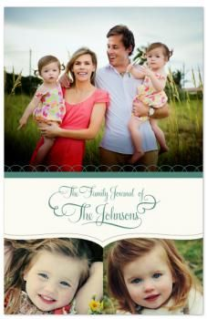 Family memories by Four Wet Feet Design for Minted.