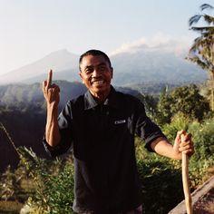 """""""Fucking tourist."""" Photo by Jolipunk, Bali."""