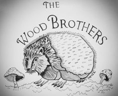 The Wood Brothers Whiteboard Session Artwork #whiteboardsessions #pandorabackstage