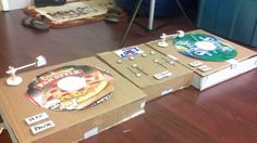 CardBoard Turn Tables 2 by souleataru