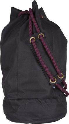 Makia Sailor Bag Backpack - black - Accessories > Packs & Bags > Backpacks > Street Backpacks