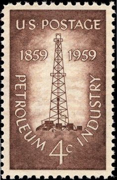 Jan. 10, 1901: A drilling derrick at #Spindletop Hill near Beaumont, Texas, produced an enormous gusher of crude oil, coating the landscape for hundreds of feet and signaling the advent of the American oil industry.