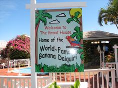 The sign says it all. Daiquiri, Holland, America, Sign, World, Dutch Netherlands, The World, Netherlands, The Netherlands